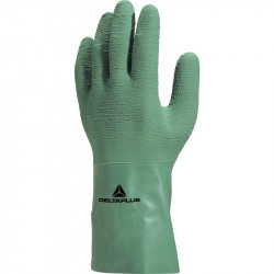 GANT LATEX SUPPORTE ADHERISE VERT