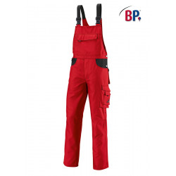 BP® COTTE A BRETELLES, MELANGE RESISTANT