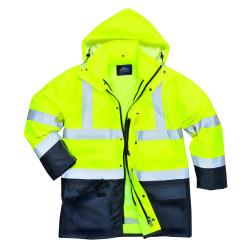 PARKA BICOLORE EXECUTIVE 5 EN 1